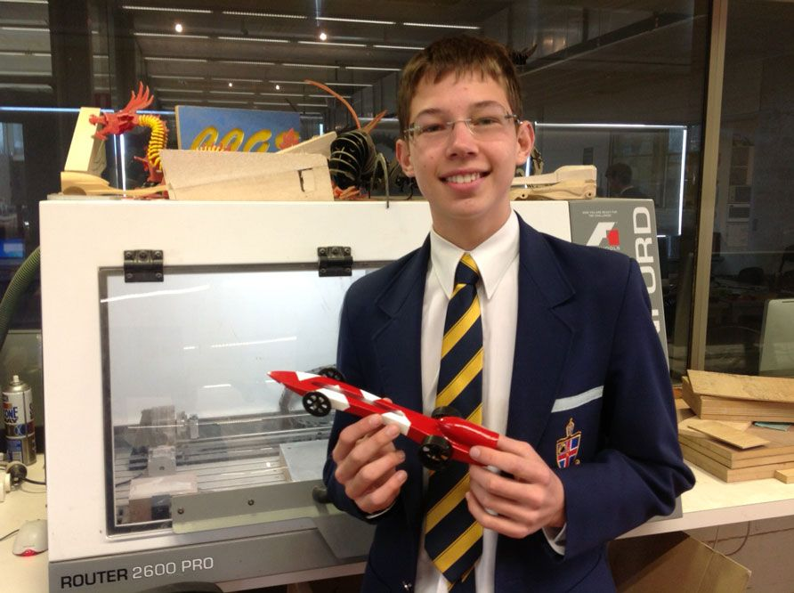 Christ Church Tops Wa In Engineering Competitions Ccgs