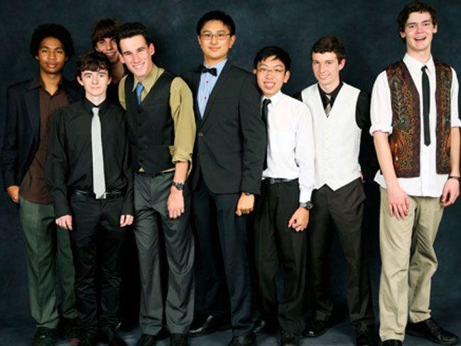 Boys Give Back In Op Shop Glamour Ccgs Christ Church Grammar School